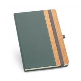 TORDO. A5 Notepad cu pluta 93593.13, Gri