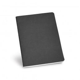 ECOWN. A5 Notepad 93495.03, Negru