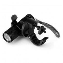 ELECTRA. Flashlight 98826.03, Negru
