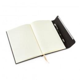 LISPECTOR. A5 Notepad 93724.03, Negru