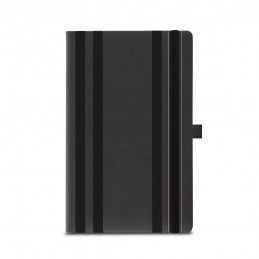 STRIPES CLASSIC. Notepad 53430.03, Negru