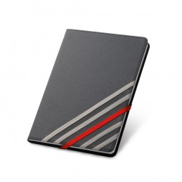 PLOT. A5 Notepad 93790.05, Roșu