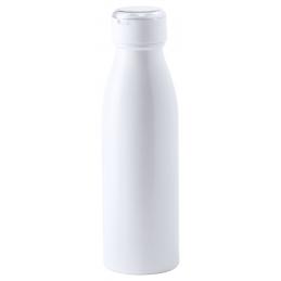 Husod - sticlă metal cu casti audio AP721067-01, alb