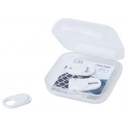 Pembol - protecție cameră AP721098-01, alb