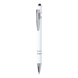 Parlex - Pix plastic aspect metalic cu touch AP721437-01, alb