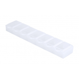 Lucam - cutie medicamente AP781016-01, alb