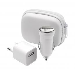 Canox - set încărcător USB AP741174-01, alb