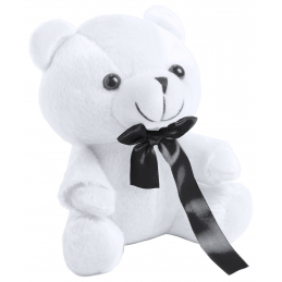 Arohax - Ursuleț pluș AP741811-01, alb