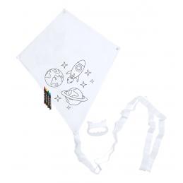 Yumbi - zmeu de colorat AP721444-01, alb