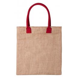 Kalkut - sacoșă cumpărături iuta AP781907-05, roșu