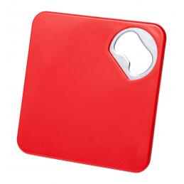 Olmux - Desfacator sticla si suport pahar AP781764-05, roșu