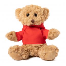 Loony - ursuleț de pluș AP721451-05, roșu