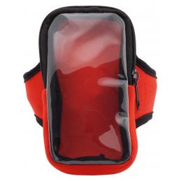Tracxu - husă-banderolă pentru telefon mobil AP791971-05, roșu