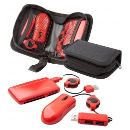 Weis - accesorii calculator AP791293-05, roșu