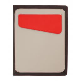 Cora - mapă/suport pentru iPad® AP791992-05, roșu