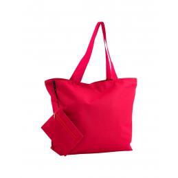 Monkey - geanta de plaja AP731424-05, roșu