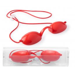Adorix - ochelari de protecție AP741658-05, roșu