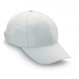 NATUPRO - Şapcă de baseball bumbac       KC1464-06, White