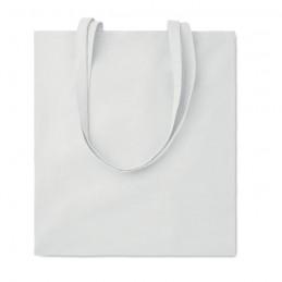 COTTONEL COLOUR + - Sacoşă cumpărături cu mânere   MO9268-06, White