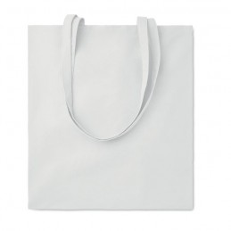COTTONEL COLOUR ++ - Sacoșă cumpărături din bumbac  MO9846-06, White