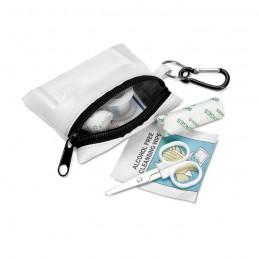 MINIDOC - Trusă de prim ajutor /carabină MO7202-06, White