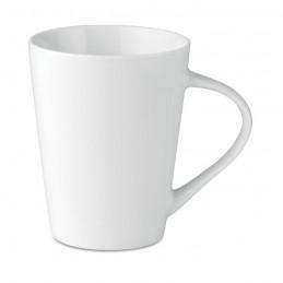 ROME - 250 ml de porțelan conic cana  MO9078-06, White