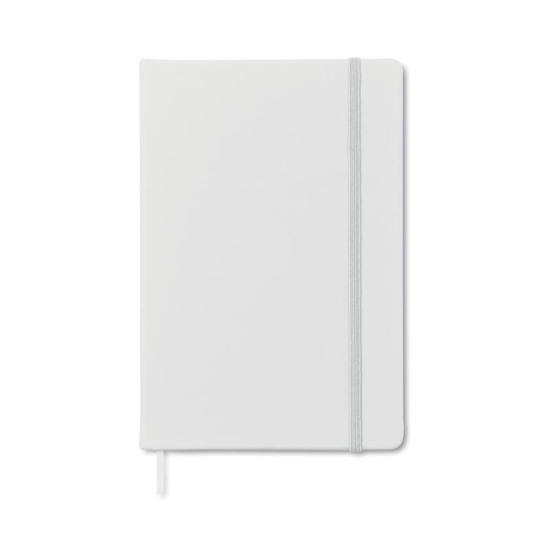 ARCONOT - Agendă A5 cu 96 de pagini      AR1804-06, White
