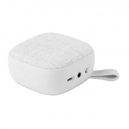 ROCK - Boxă BT textilă pătrată        MO9260-06, White
