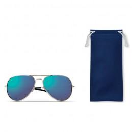 MALIBU - Ochelari de soare în husă mf   MO9521-37, Royal blue
