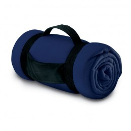 STAVENGER - Pătură din polar               MO7245-04, Blue