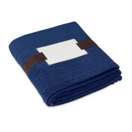 CAP CODE - Pătură polar 240 gr/m2         MO7246-04, Blue