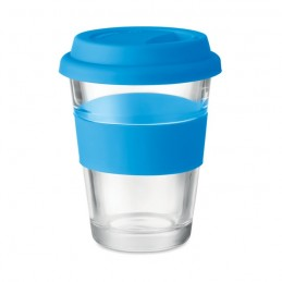 ASTOGLASS - Pahar din sticlă de 350 ml     MO9992-04, Blue