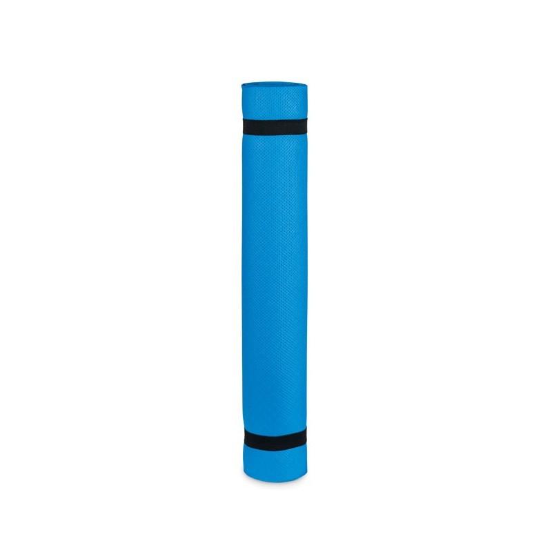 YOGI - Saltea yoga EVA 4.0, cu husă   MO9463-04, Blue