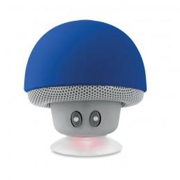 MUSHROOM - Boxă Bluetooth cu ventuză.     MO9506-37, Royal blue