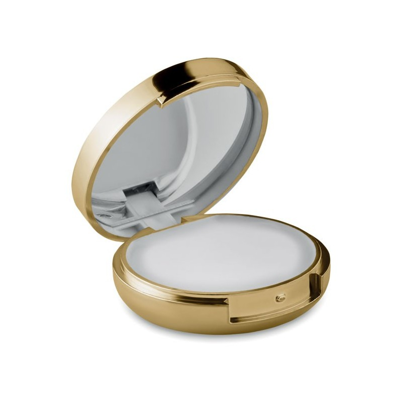 DUO MIRROR - Oglindă balsam de buze         MO9374-98, Gold
