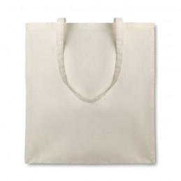 ORGANIC COTTONEL - Sacoșă cumpărături din bumbac  MO8973-13, Beige
