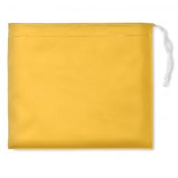 REGAL - Impermeabil cu glugă în husă   IT0971-08, Yellow