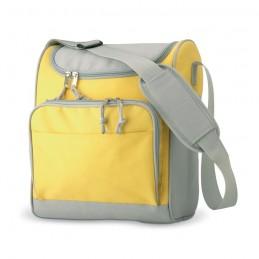 ZIPPER - Geantă termoizolantă / buzunar IT3101-08, Yellow