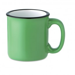 TWEENIES - Cană ceramică retro            MO9243-09, Green