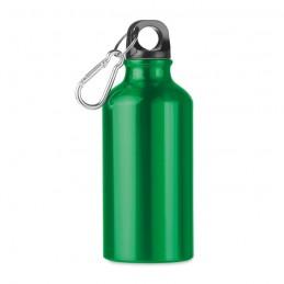 MID MOSS - Sticlă din aluminiu de 400 ml  MO9805-09, Green