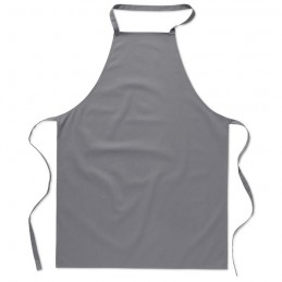 KITAB - Şorţ bucătărie bumbac          MO7251-07, Grey