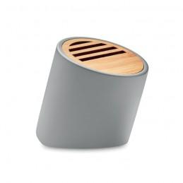 VIANA SOUND - Boxă Bluetooth în calcar       MO9916-07, Grey