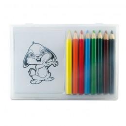 RECREATION - Set de colorat                 MO7389-99, Multicolour