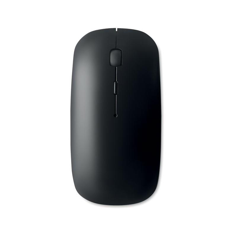 CURVY - Mouse fără fir                 MO8117-03, Negru