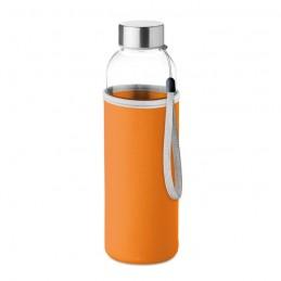 UTAH GLASS - Sticlă 500 ml                  MO9358-10, Portocaliu