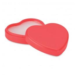 COEUR - Balsam buze în formă de inimă  MO9807-05, Rosu