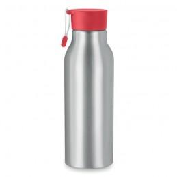 MADISON - Sticlă aluminiu 500 ml         MO8920-05, Rosu