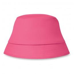 BILGOLA - Pălărie de soare. Bumbac 160gr KC1350-38, Roz