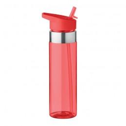 SICILIA - Sticlă sport tritan            MO9227-25, Transparent Rosu