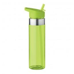 SICILIA - Sticlă sport tritan            MO9227-51, transparent lime